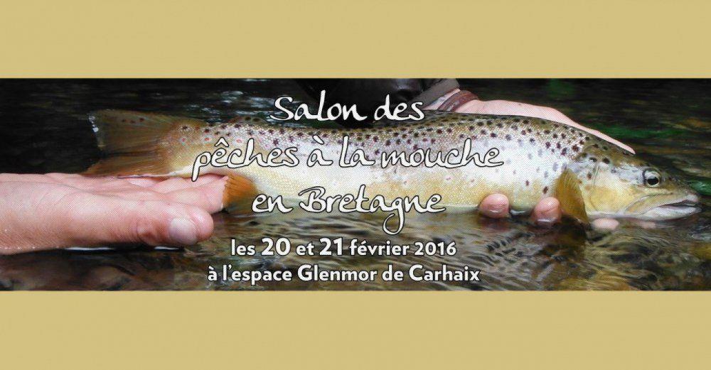 Le salon de p che de carhaix river stones au quotidien riverstones - Salon de la peche a la mouche ...