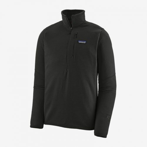 M's R1 Fleece Pullover Black (BLK)