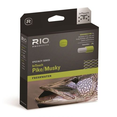 Soie RIO InTouch Pike-Musky