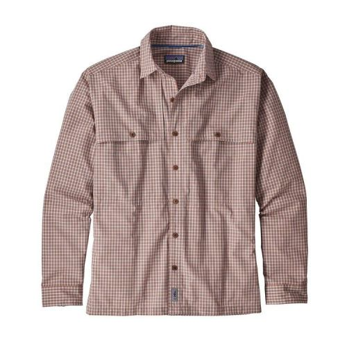 M's Long-Sleeved Island Hopper II Shirt Double Haul: Century Pink DHCE