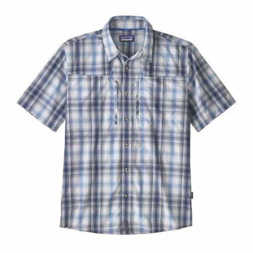 M's Sun Stretch Shirt King Swing: Radar Blue (KISR)