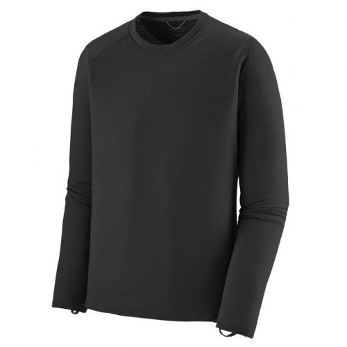 M's Capilene Thermal Weight Crew Black (BLK)