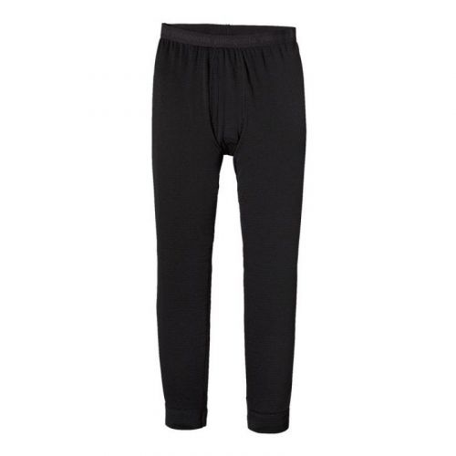 M's Capilene Thermal Weight Bottoms Black (BLK)