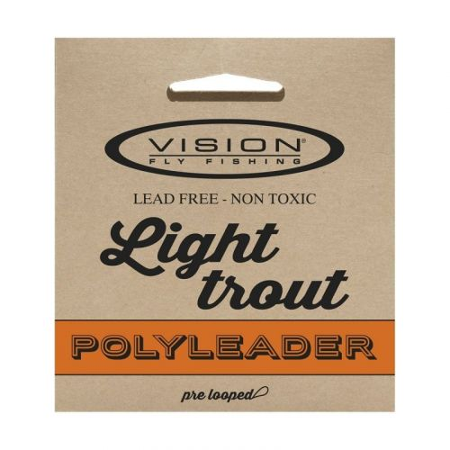 Polyleader Light trout VISION FLY FISHING