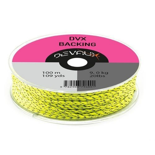 Backing DVX Chartreuse-noir