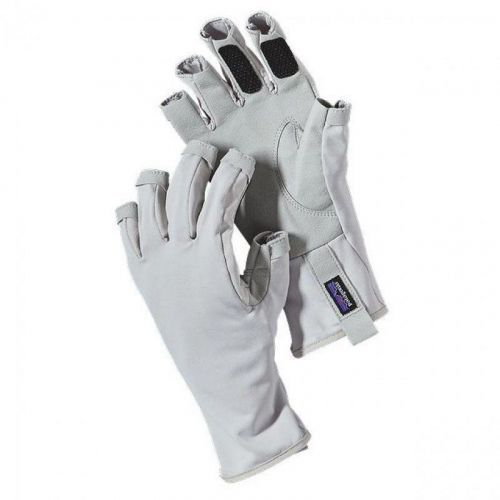 Patagonia Technical Sun Gloves Tailored Grey TGY