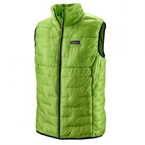 M's Micro Puff Vest Peppergrass Green (PSS)