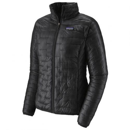 W's Micro Puff Jacket Black (BLK)