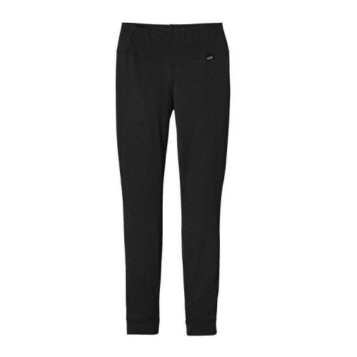 W's Capilene Thermal Weight Bottoms Black (BLK)