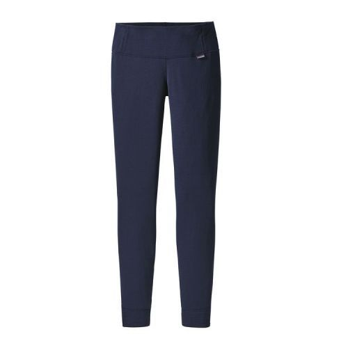 W's Capilene Thermal Weight Bottoms Navy Blue (NVYB)
