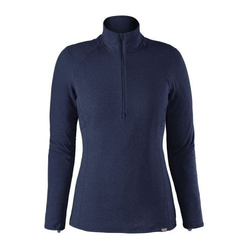W's Capilene Thermal Weight Zip-Neck Navy Blue (NVYB)