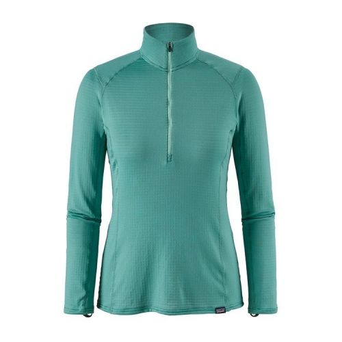 W's Capilene Thermal Weight Zip-Neck Beryl Green (BRYG)