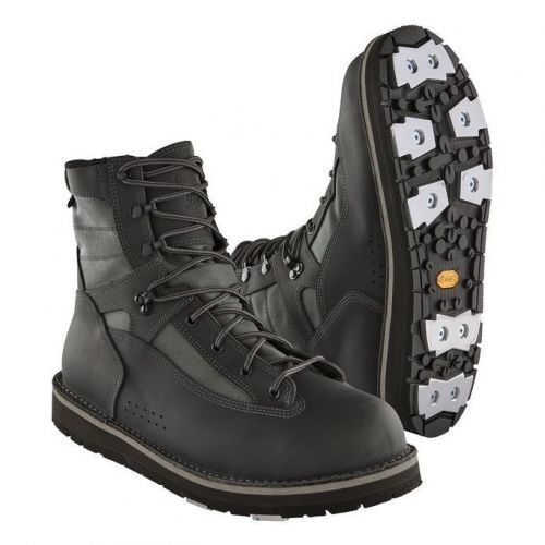 Foot Tractor Wading Boots - Aluminium Bar Forge Grey FGE