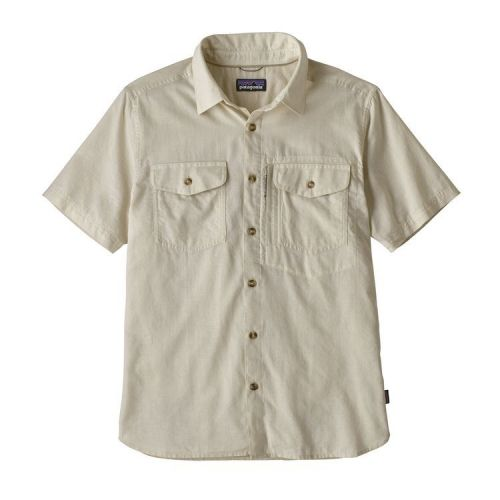 M's Cayo Largo II Shirt Chambray: Pelican (CPLC)