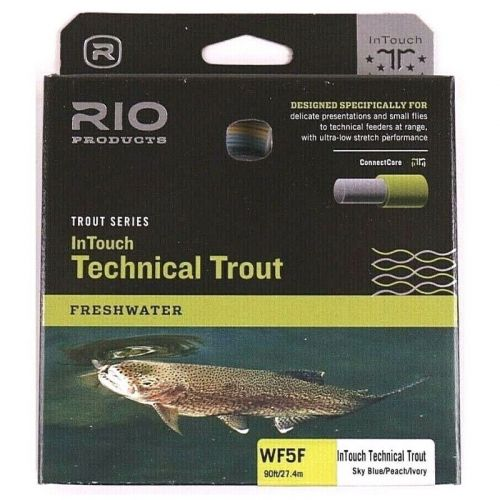 Soie RIO Technical Trout InTouch WF F