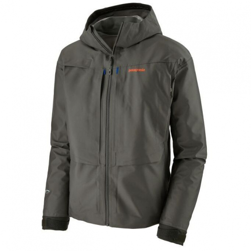 M's River Salt Jacket Forge Grey (FGE)